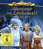 DVD Cover 'Väterchen Frost - Abenteuer im Zauberwald [Blu-ray]