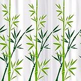 Tatkraft Bamboo Green Duschvorhang 180X180cm ...Vergleich