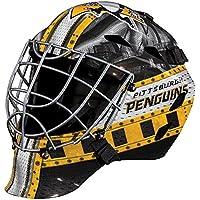 Franklin Sports Eishockey-Sammelartikel Torwart-Helm Mini, Design: Logo Einer NHL-Mannschaft