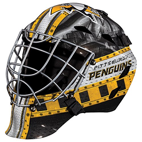 Pittsburgh Penguins Franklin Mini Goalie Mask