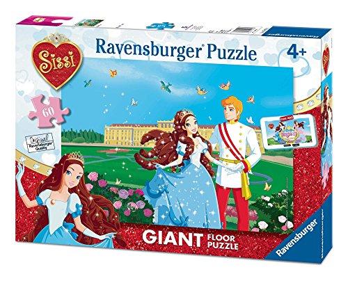 Sissi - Puzzle Gigante de 60 Piezas (Ravensburger 05488)