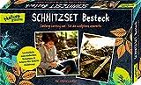 Spiegelburg 13884 Schnitzset Besteck Nature Zoom -