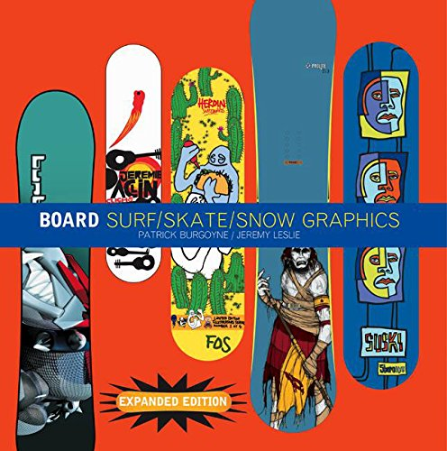 Board: Surf/Skate/Snow Graphics: Surf/Skate/Snow Graphics - Expanded Edition (Surf-grafik)