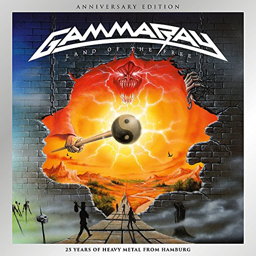Gamma Ray: Land of the Free (Anniversary Edition) (Audio CD)
