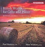 British Works For Cello And Piano [Paul Watkins, Huw Watkins] [Chandos: CHAN 10818]