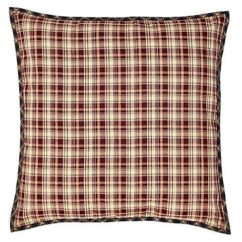 B Lyster shop Beckham Fabric Euro Sham d304d Cotton & Polyester Soft Zippered Cushion Throw Case Pillow Case