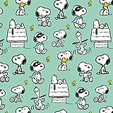 Biojersey The Peanuts Snoopy Biostoff GOTs zertifiziert