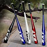 30''-36'' Baseballschläger Baseball Bat Softballschläger Schläger Alulegierung (Rot, 36 Zoll)
