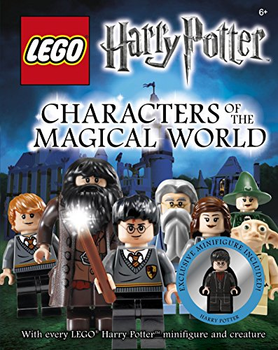 LEGO® Harry Potter Characters of the Magical World por Dk