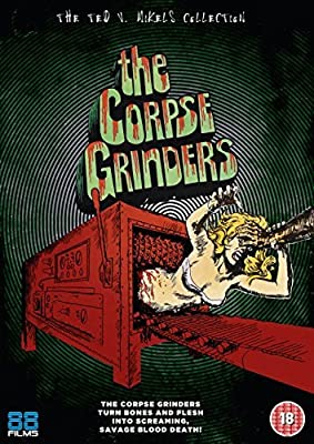 The Corpse Grinders [DVD] by Sean Kenney