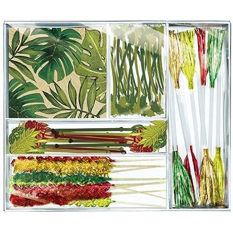 Kit de cocktail Amscan international, palmiers de l