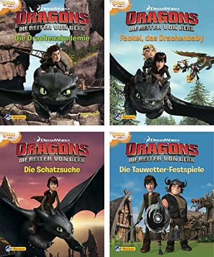 nelson-mini-bucher-4er-dreamworks-dragons-1-4