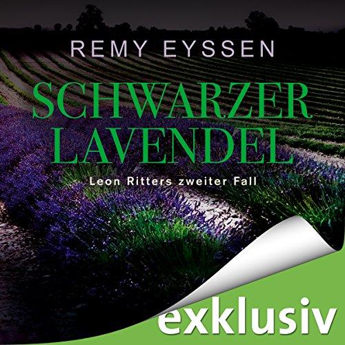 Buchseite und Rezensionen zu 'Schwarzer Lavendel (Ein Leon-Ritter-Krimi 2)' von Remy Eyssen