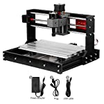 KKmoon Upgrade Version CNC 3018 Pro GRBL Control DIY Mini CNC Machine 3 Axis Pcb Milling Machine Wood Router Engraver...