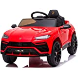Electric Car Ride On Car Kids Urus Officially Licensed 12V Remote Eva Leather Upgraded By Racewinner