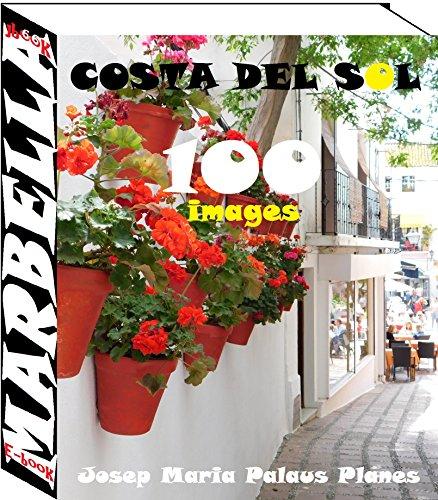 Couverture du livre Costa del Sol: Marbella (100 images)
