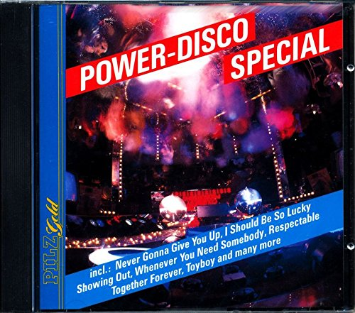 Power-Disco Special (The Top Hits of Stock - Aitken - Waterman)
