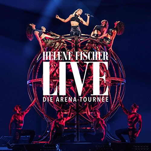 Helene Fischer Live - Die Arena Tournee (Ltd. Fanedition inkl. Tourdoku) [2DVD, BluRay, 2CD] (Jazz-dvd-set)