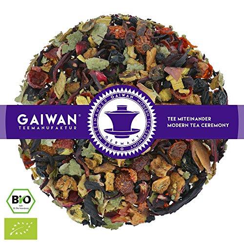 Schwarze Johannisbeere - Bio Früchtetee lose Nr. 1235 von GAIWAN, 100 g