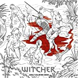 Witcher Adult Coloring Book, The