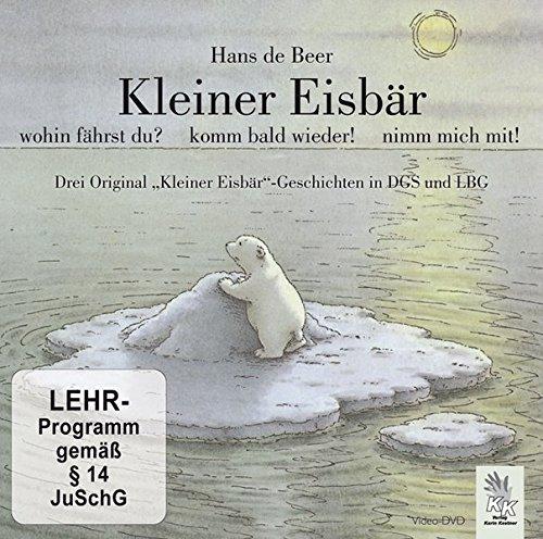 Kleiner Eisbär mit Gebärdensprache, 1 DVD