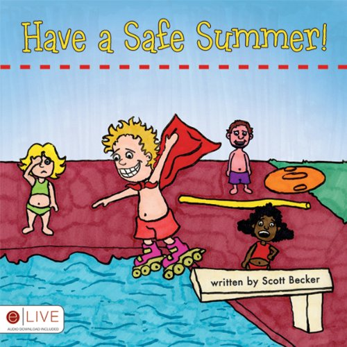 Have a Safe Summer!  Audiolibri