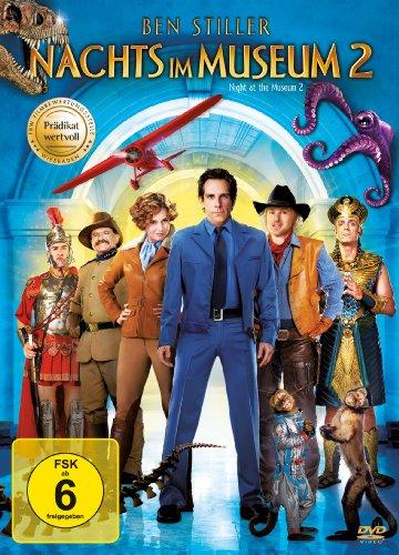 Twentieth Century Fox Home Entert. Nachts im Museum 2 (inkl. DVD mit Digital Copy)