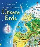 Aufklappen und Entdecken: Unsere Erde - Emily Bone