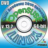 OpenSuse 13.2 DVD sous Linux 64 bits Installation complète Comprend examen gratuit UNIX Académie évaluation