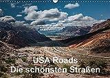 USA Roads (Wandkalender 2017 DIN A3 quer): Eindrücke von den schönsten Straßen der USA (Monatskalender, 14 Seiten ) (CALVENDO Orte)