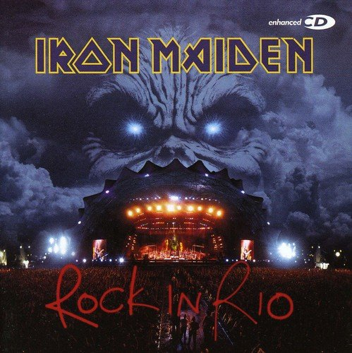Iron Maiden: Rock in Rio/Live (Audio CD)