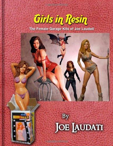 Girls in Resin (Female Model Kit)