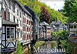 Eine Perle in der Eifel - Monschau (Wandkalender 2020 DIN A2 quer): Ein Eifelstädtchen in seinem Glanz (Monatskalender, 14 Seiten ) (CALVENDO Orte) -