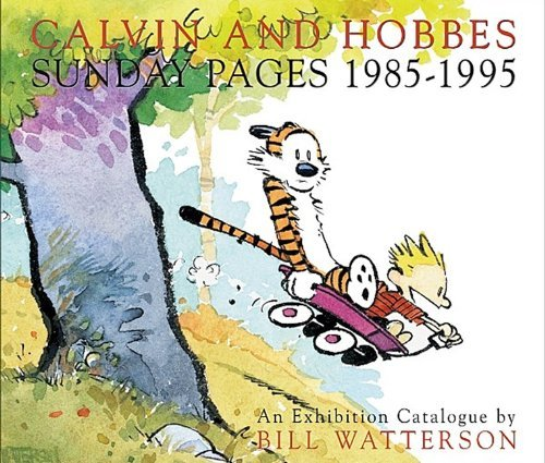 Calvin And Hobbes: Sunday Pages 1985-1995 (Turtleback School & Library Binding Edition) by Bill Watterson (2001-09-01) par Bill Watterson