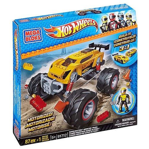 Mega Bloks Hot Wheels 91712 Monster Truck
