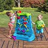 Enlarge toy image: Step2 862100 Waterfall Discovery Wall