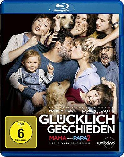 Glücklich geschieden - Mama gegen Papa 2 [Blu-ray]