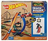 Mattel Hot Wheels DGD29 – Spielbahnen, Track Builder Starter Set - 18