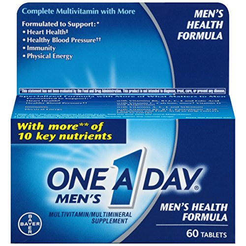 One A Day - Formula di salute maschile - 60