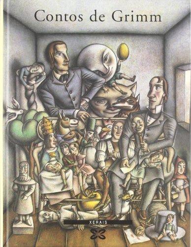 Contos de Grimm (Infantil E Xuvenil - Contos Universais) por Jacob Grimm