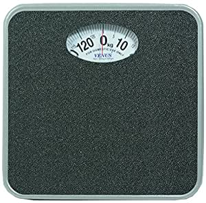 Venus BS-918 Manual Personal Health Body Weighing Machine (Black)