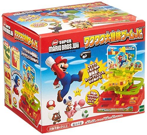 New Super Mario Bros. Wii exciting large adventure game Jr. (japan imp