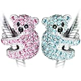 - 61H1mDnckBL - Koala Bear Charm Bead – Sterling Silver 925 – Gift boxed