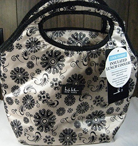 nicole-miller-of-new-york-insulated-lunch-cooler-medallion-beige-13-tote-by-nicole-miller