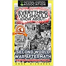 Everything You Should Know About: Second World War Aftermath: Faster Learning Facts (English Edition)