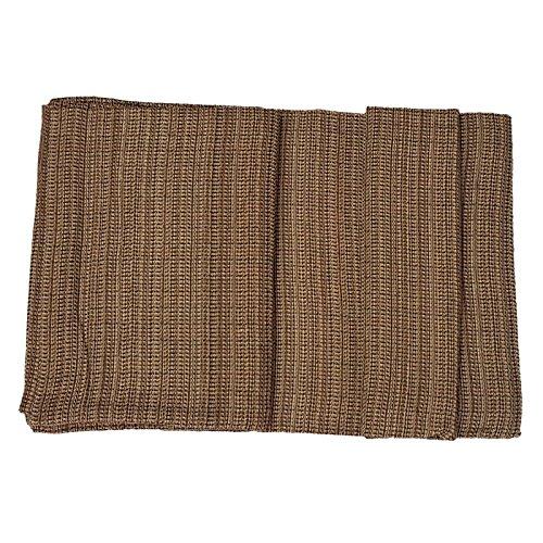 Zucchi telo arredo multiuso copriletto foulard copridivano telo pic-nic, colore 9, cm. 270x270