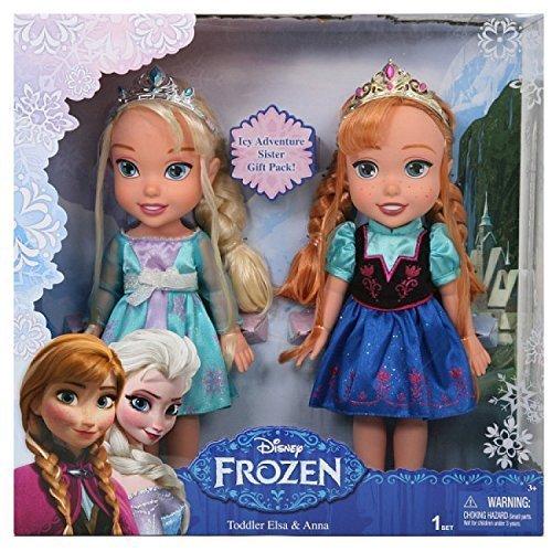 Jakks Pacific Ice Queen Elsa & Anna (JKS-31024)