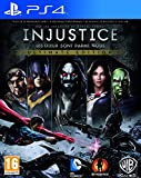Injustice, Gods Among Us (goty Edition) PS4