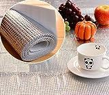 #4: Totam1 Pc Multipurpose Easy to Cut Cupboard Shelf Drawer Aluminum Sheet Roll – Size: 45 x 200 cm.