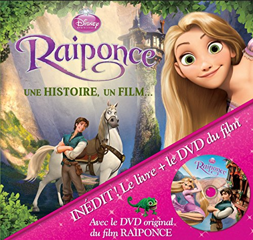 Raiponce : une histoire, un film (1DVD)